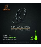 Sopran ukulele keeled Ortega UWNY-4-SO