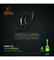 Tenor ukulele keeled Ortega UWNY-4-TE