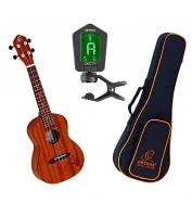 Kontsert ukulele komplekt Ortega RU5MM