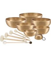 Singing Bowls Chakra Set Meinl Sonic Energy SB-SET-CHA