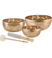 Singing Bowl Set Meinl Sonic Energy Special Engraved Series SB-SE-2400