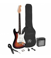 SX 3/4 Electric guitar Set ED2-3TS