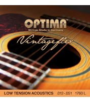 OPTIMA Vintageflex Acoustics Low Tension Light 1760.L