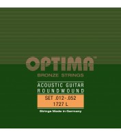 OPTIMA Akustilise kitarri keeled 1727.L BRONZE STRINGS light