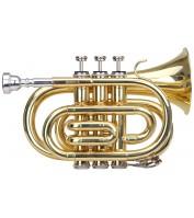 Trompet mini Bb ( taskutrompet )